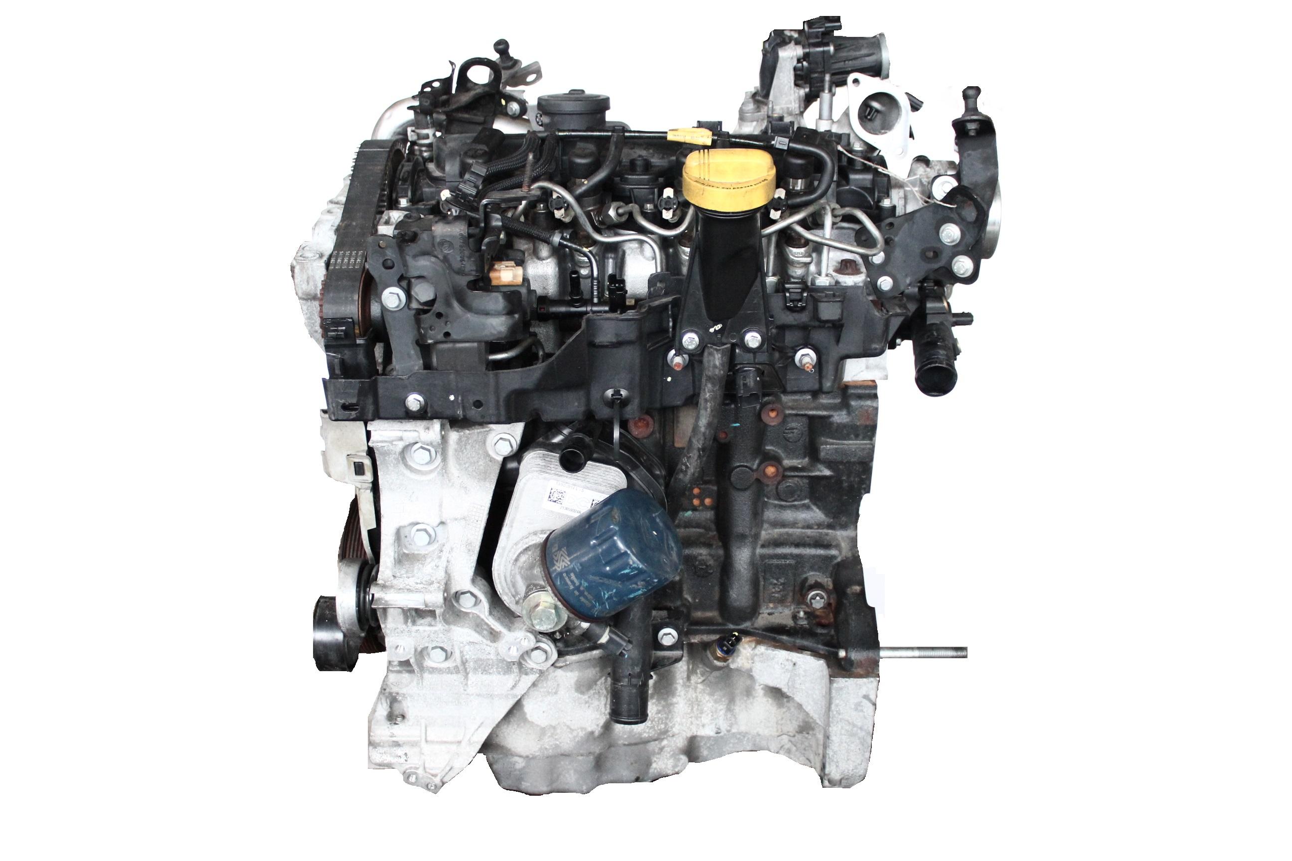 Motor 2014 für Nissan Renault Juke NV200 Qashqai Kangoo 1,5 dCi Diesel K9K636 K9K