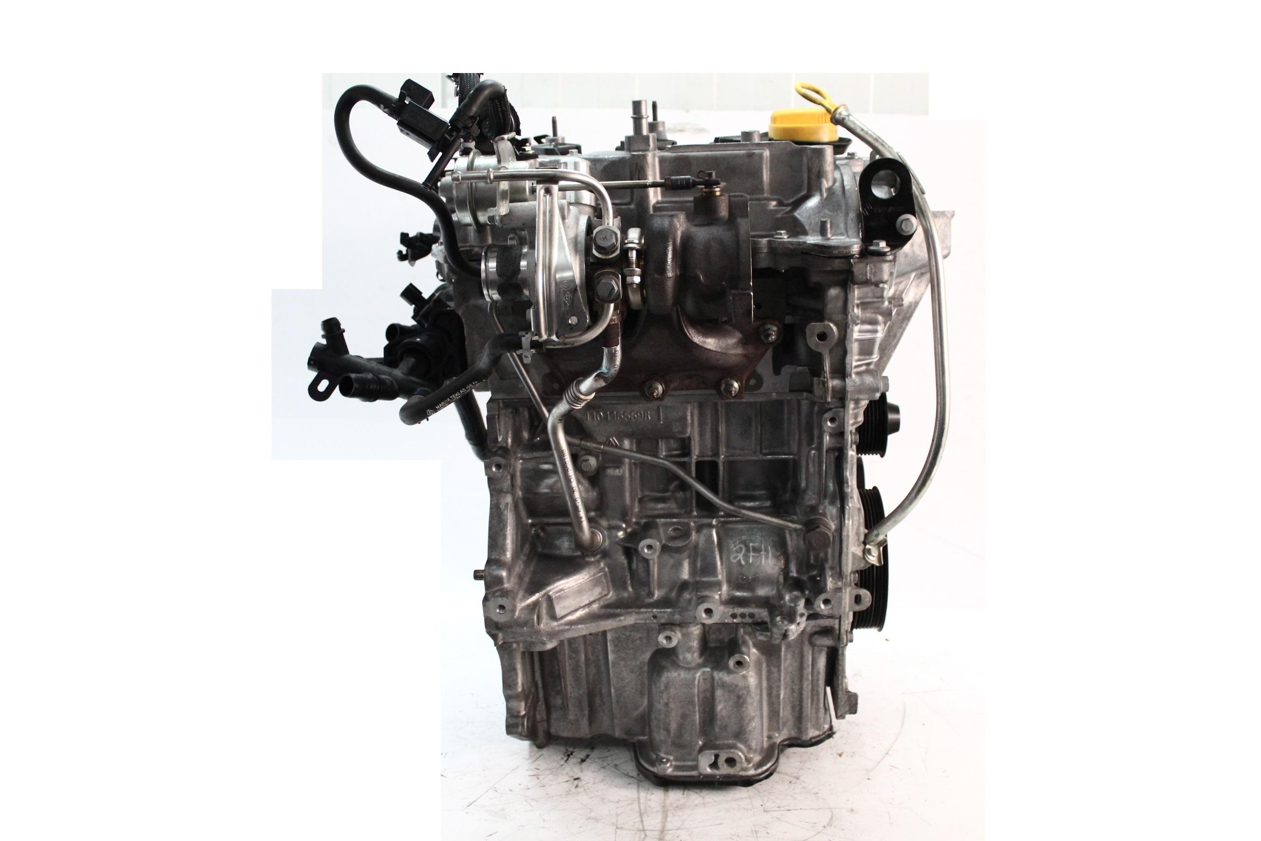 Motor 2016 Dacia für Nissan Renault 0,9 TCe H4BB H4B408 DE324283