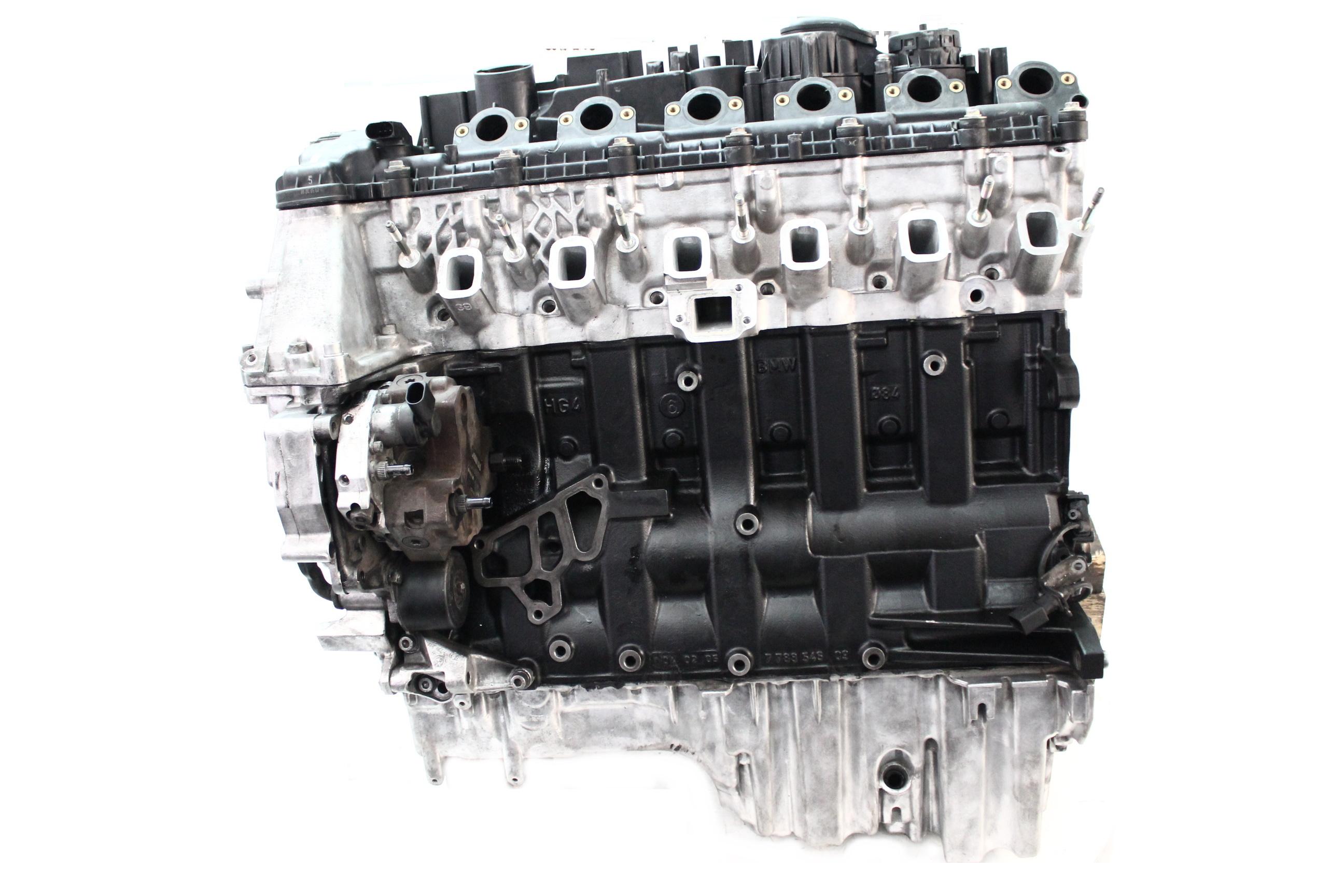 Motor 2008 BMW 3,0 d M57D30 306D4 Kopf geplant Dichtungen NEU
