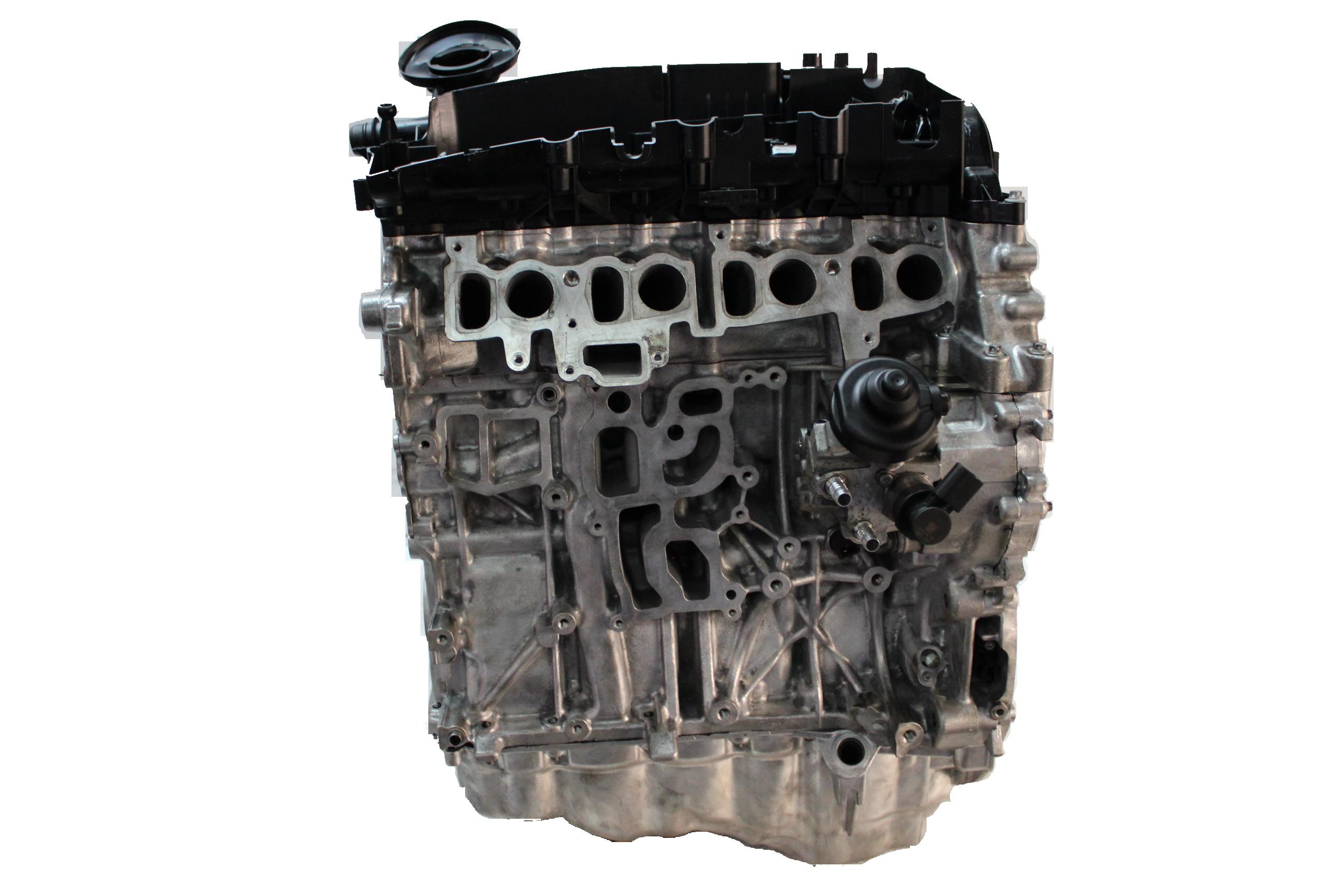 Motor 2014 BMW 1er F20 F21 114 d 116 d 1,6 N47D16A N47 Kettensatz NEU