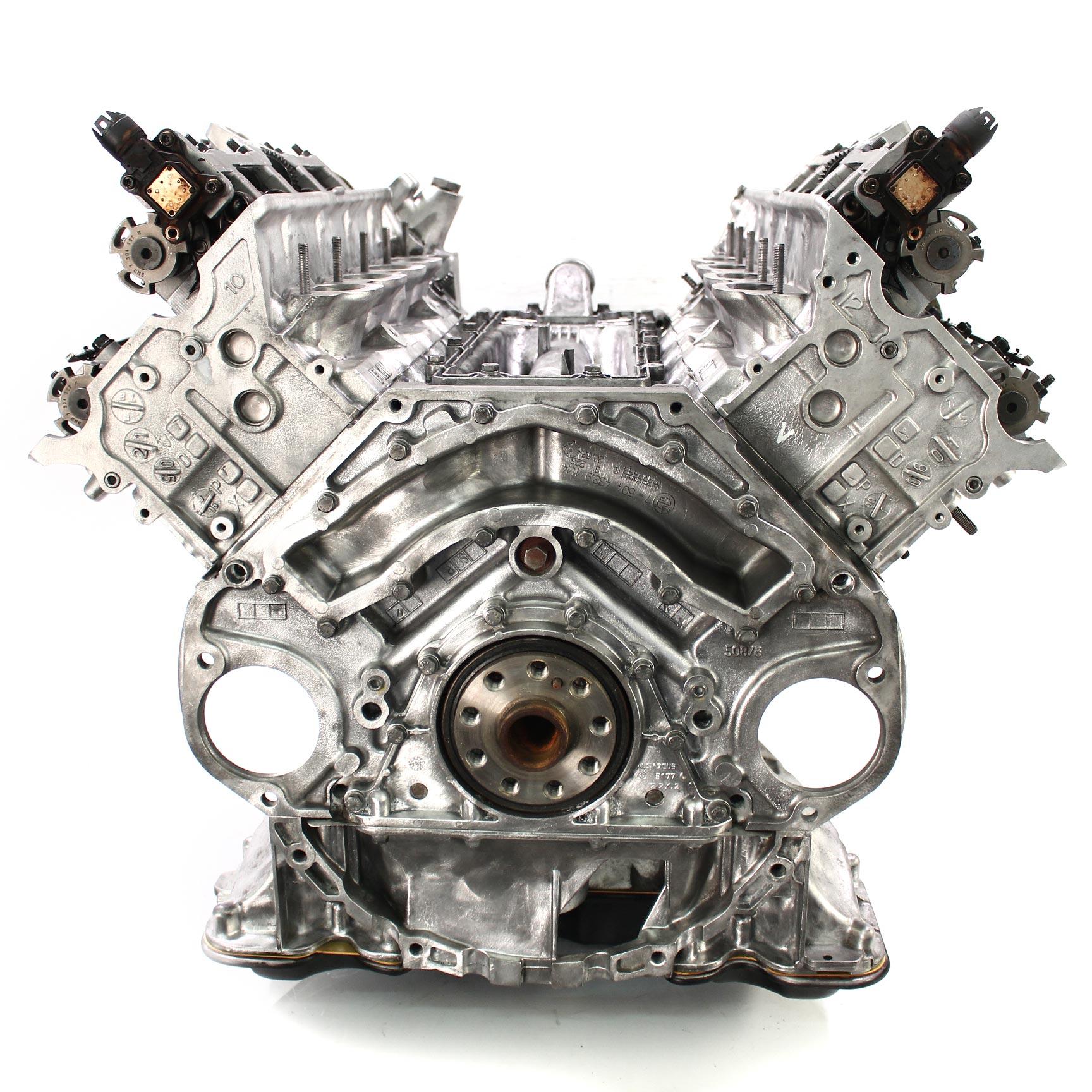 Motor 2006 BMW 7er E65 E66 E67 750 i Li 4,8 Benzin N62B48B N62 367 PS
