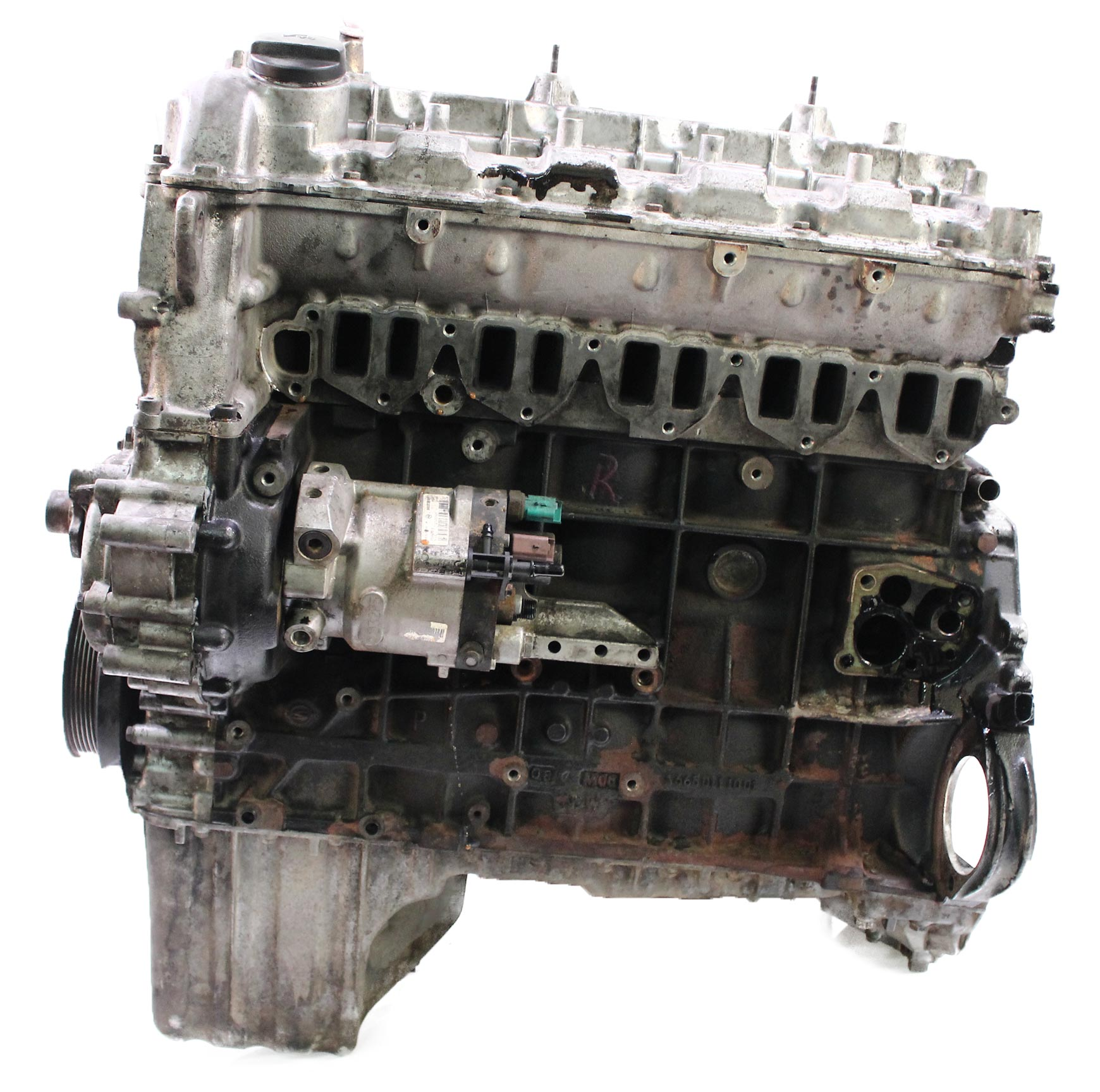 Motor 2005 Ssangyong Stavic Rodius Rexton Kyron 2,7 D Diesel 665.925 D27DT