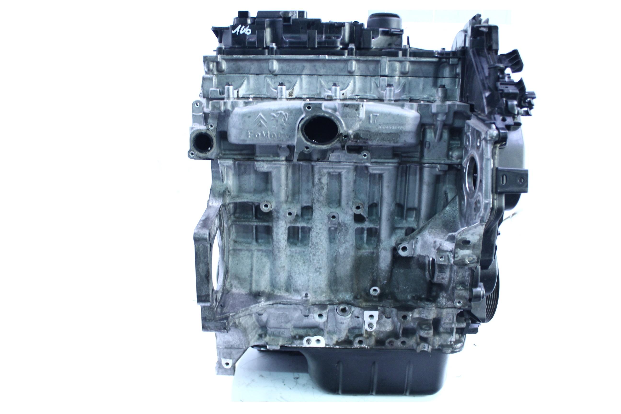 Motor 2014 Citroen Peugeot C3 C4 DS3 DS4 208 1,6 HDi Diesel 9HD DV6C 9H05