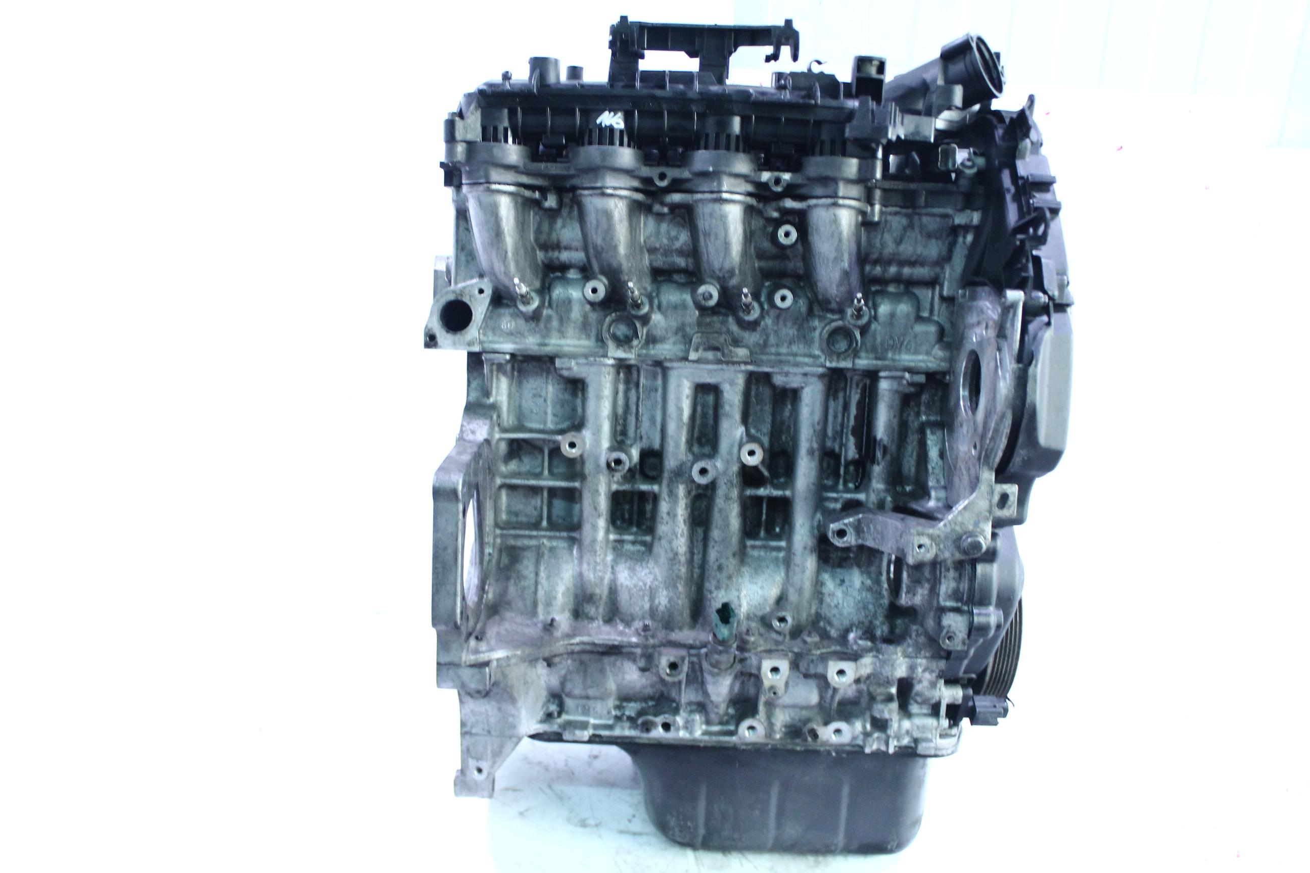 Motor 2010 Citroen Peugeot Berlingo Partner 1,6 HDi Diesel 75 9HT DV6BTED4 9H03