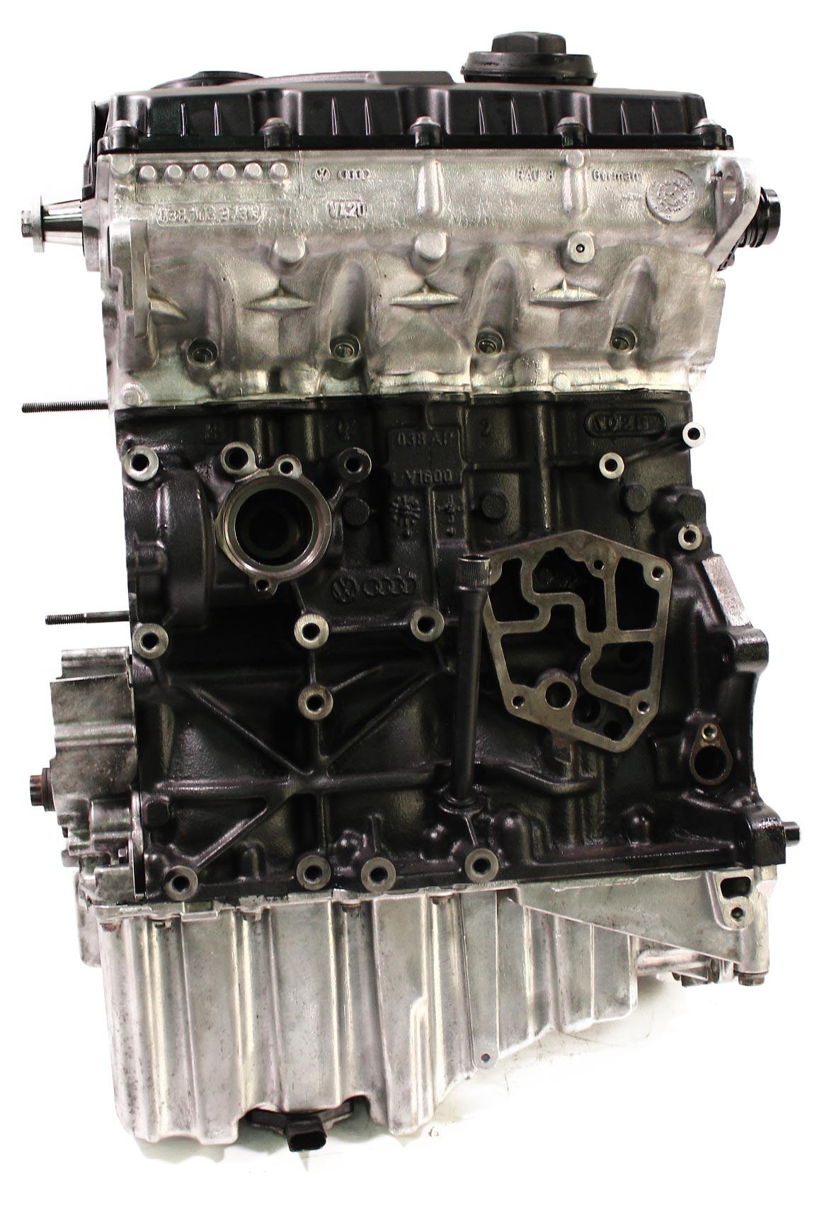 Motor 2006 Audi A4 B7 1,9 TDI BRB mit PD-Elementen Nockenwelle Dichtung NEU