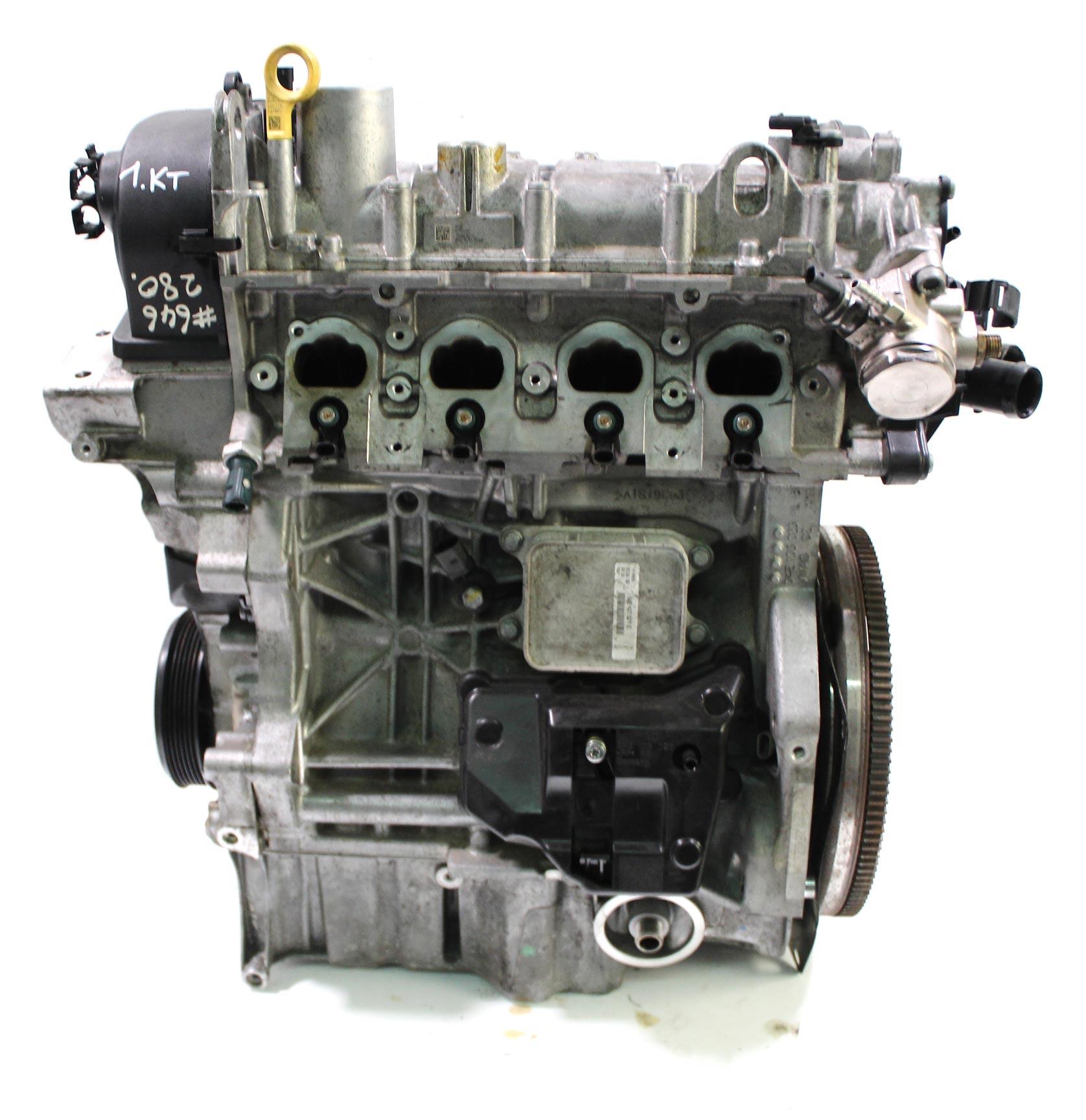 Motor 2016 Audi Seat Skoda VW 1,2 TFSI Benzin CJZ CJZA CJZB CJZC CJZD