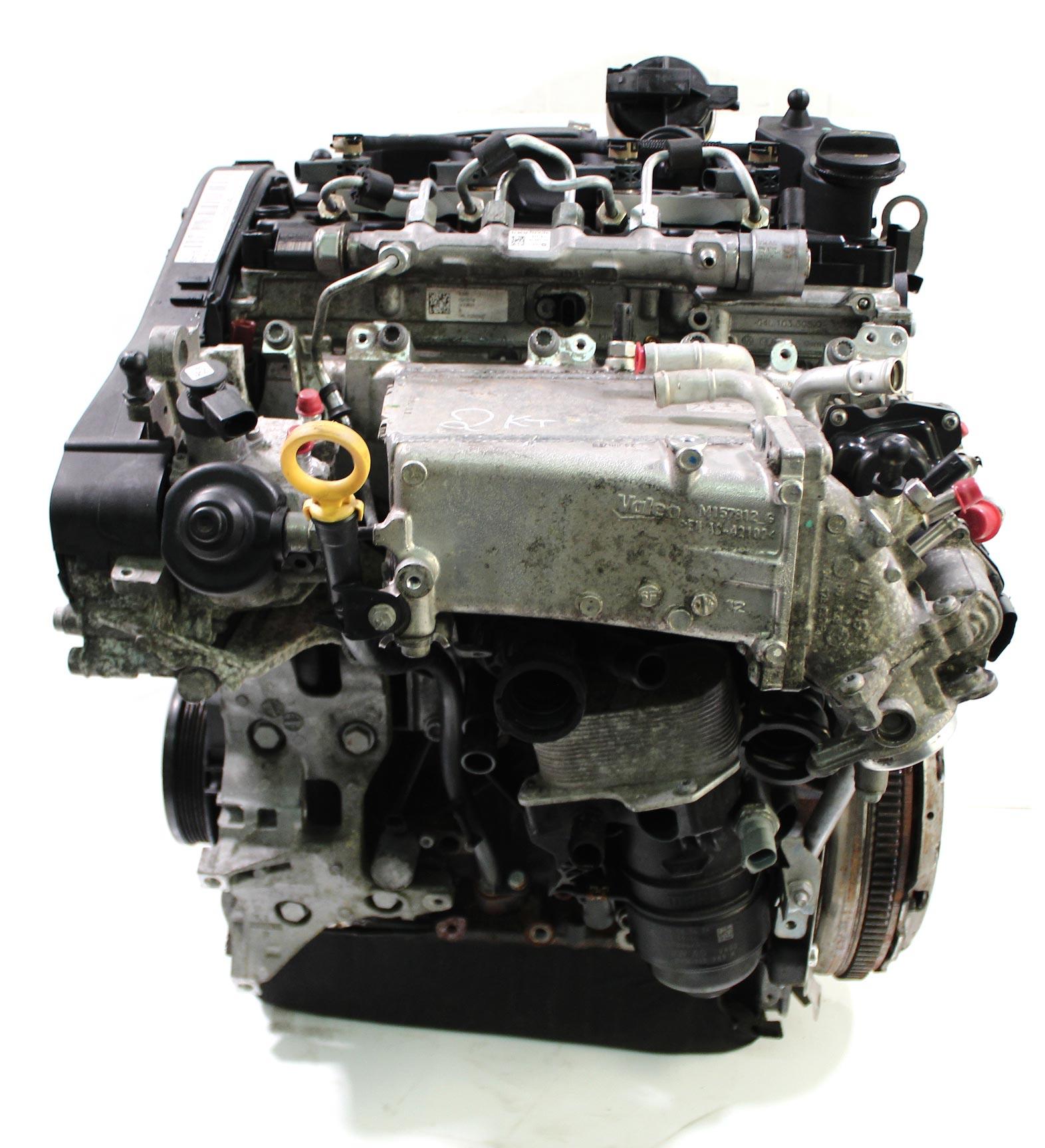 Motor 2016 Seat Skoda VW Ateca Leon Karoq Octavia T-Roc 2,0 TDI Diesel DFF DFFA