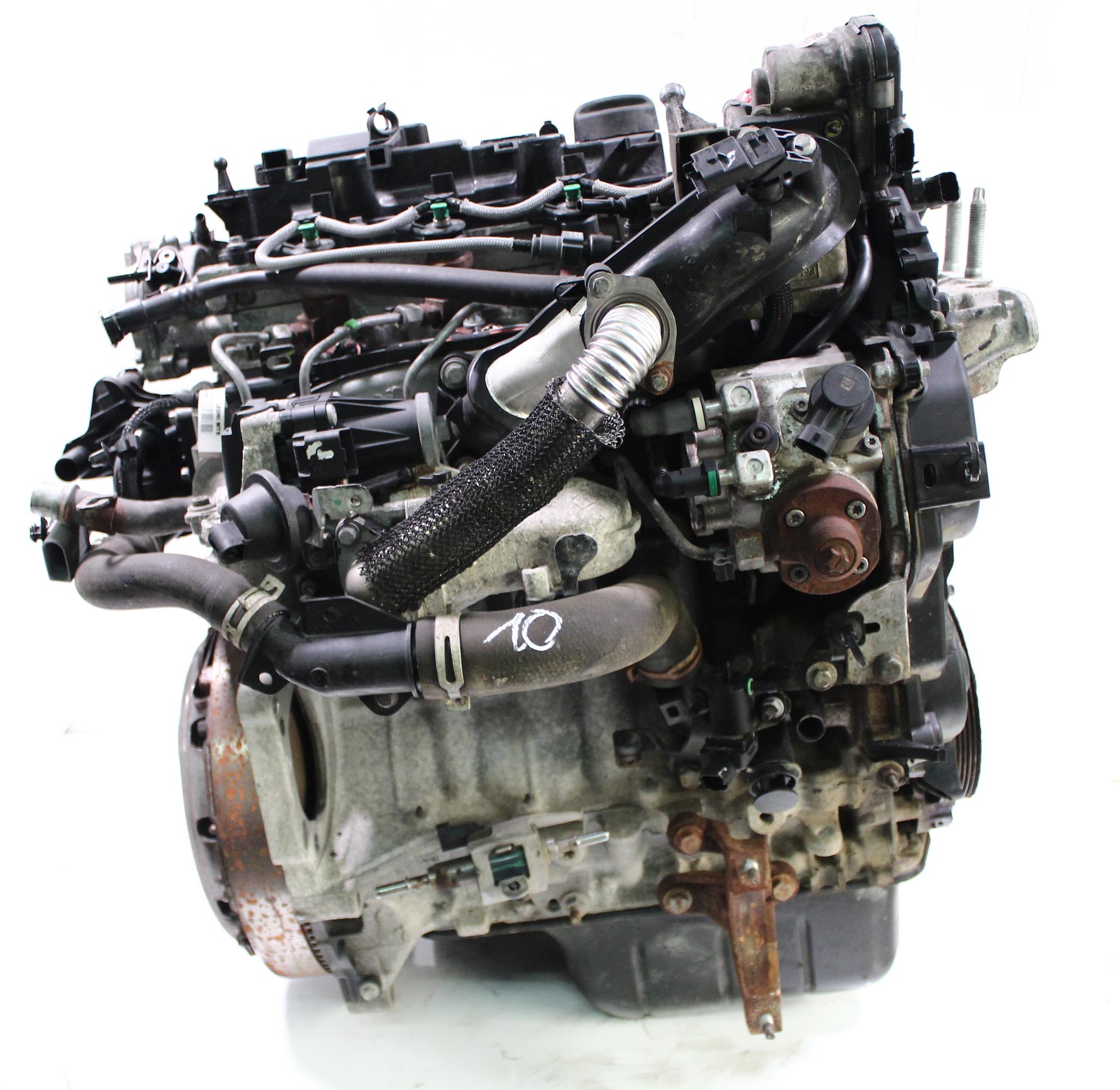 Motor 2013 Ford 1,6 TDCi Diesel NGDB 105 PS
