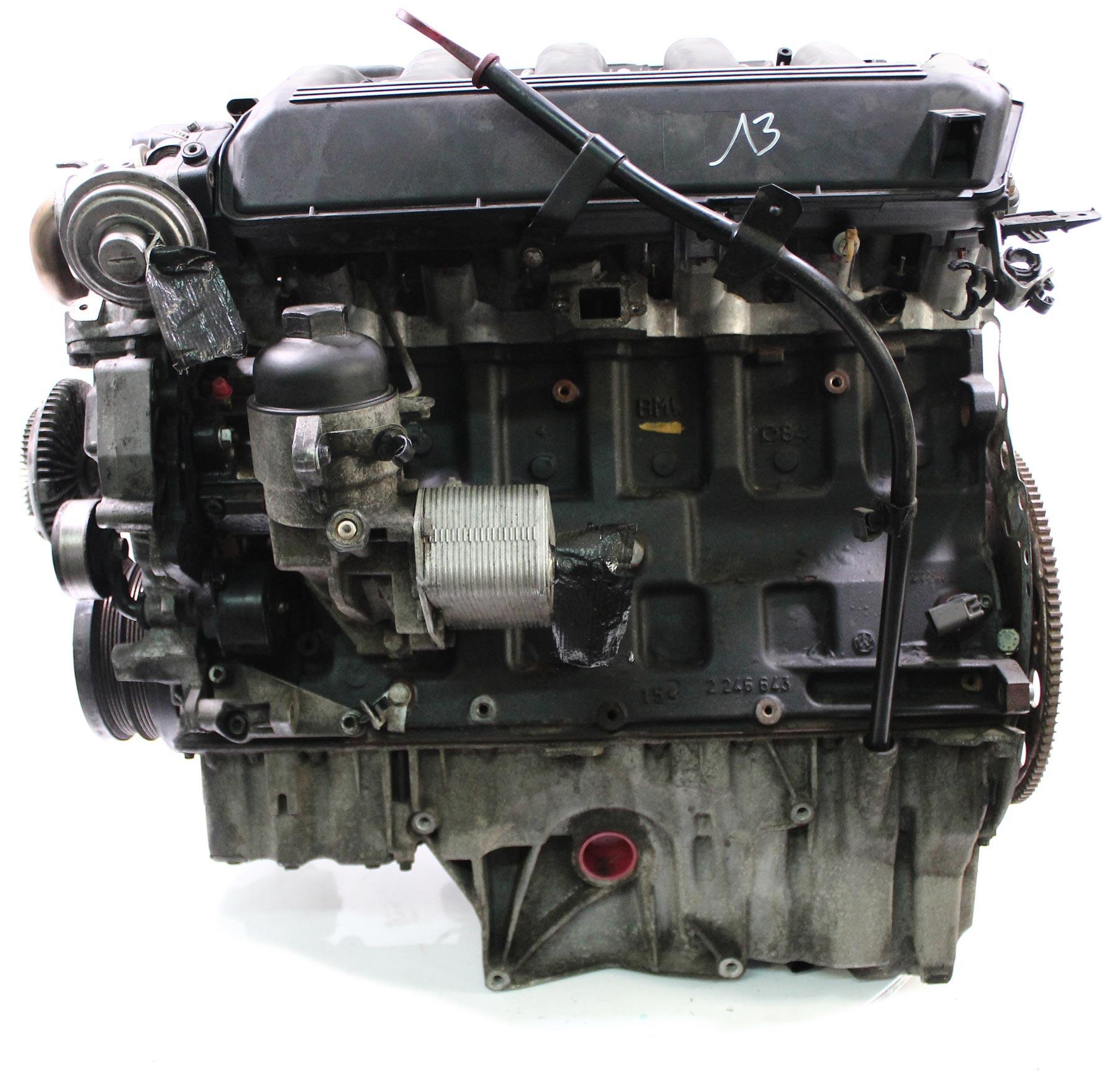 Motor 2001 BMW 3,0 D Diesel M57 M57D30 306D1 184 PS