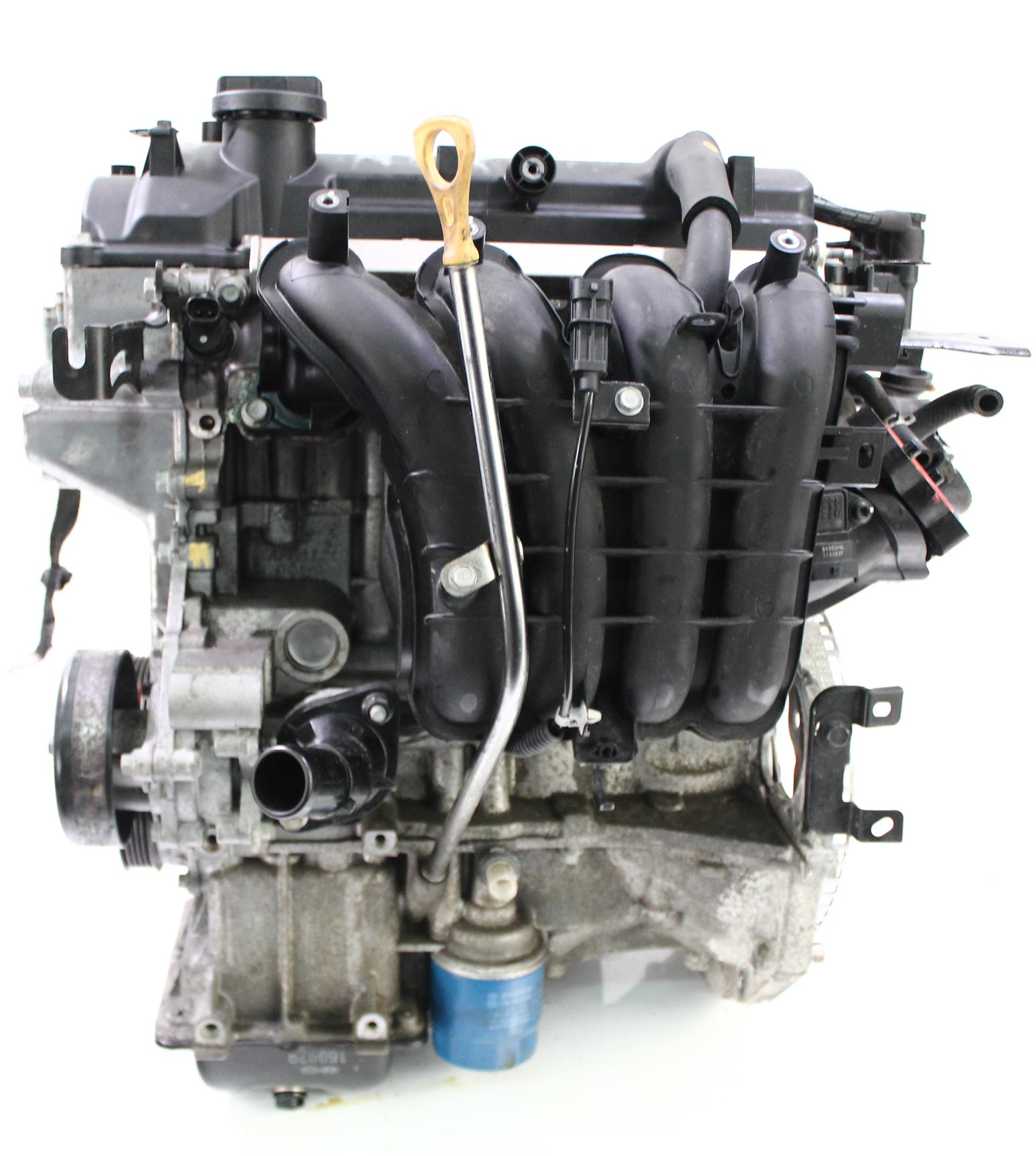 Motor 2017 Kia Picanto JA 1,2 Benzin G4LA 84 PS mit Anbauteilen
