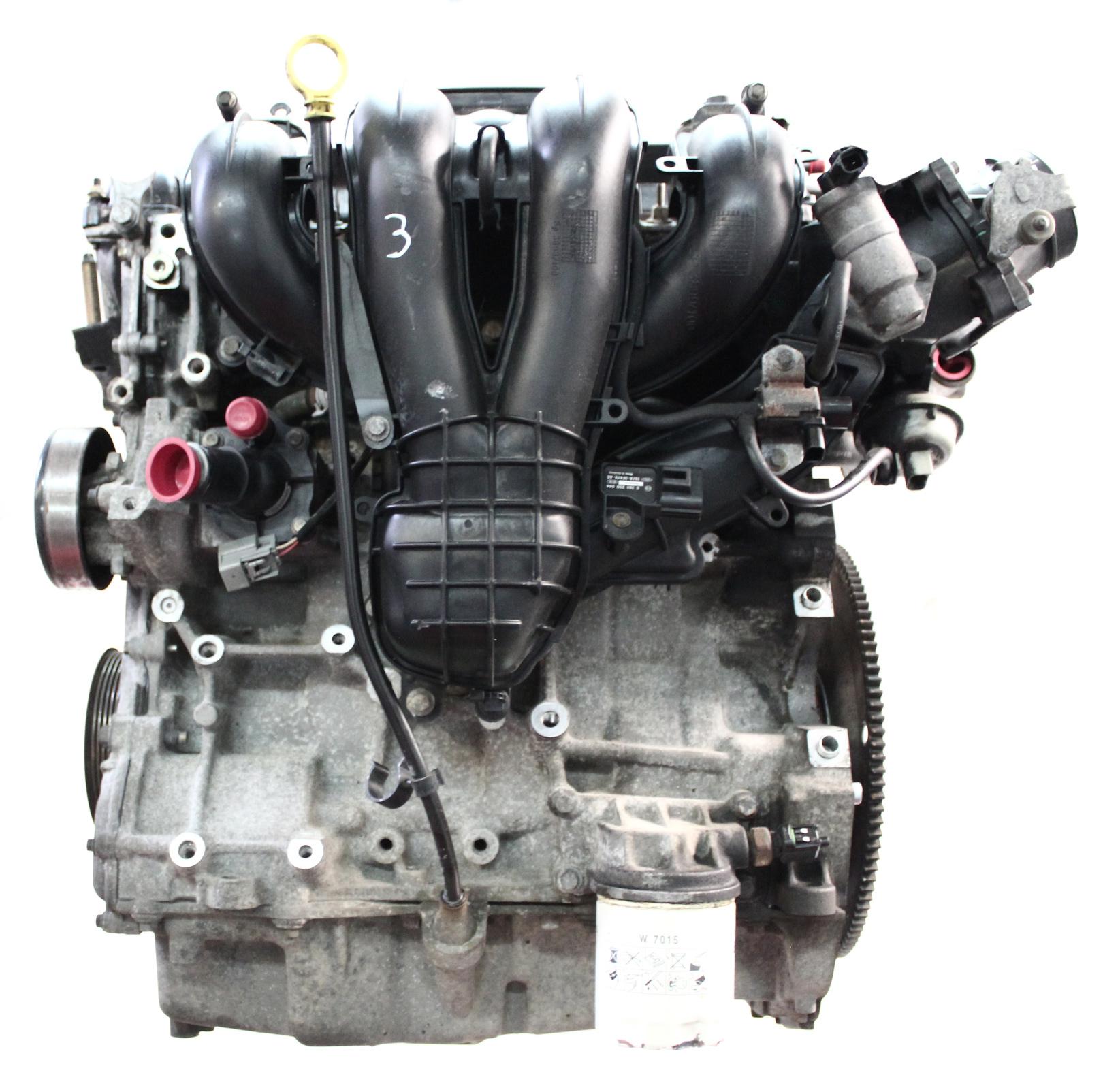 Motor 2006 Ford 2,0 CJB CJBA CJBB mit Anbauteilen