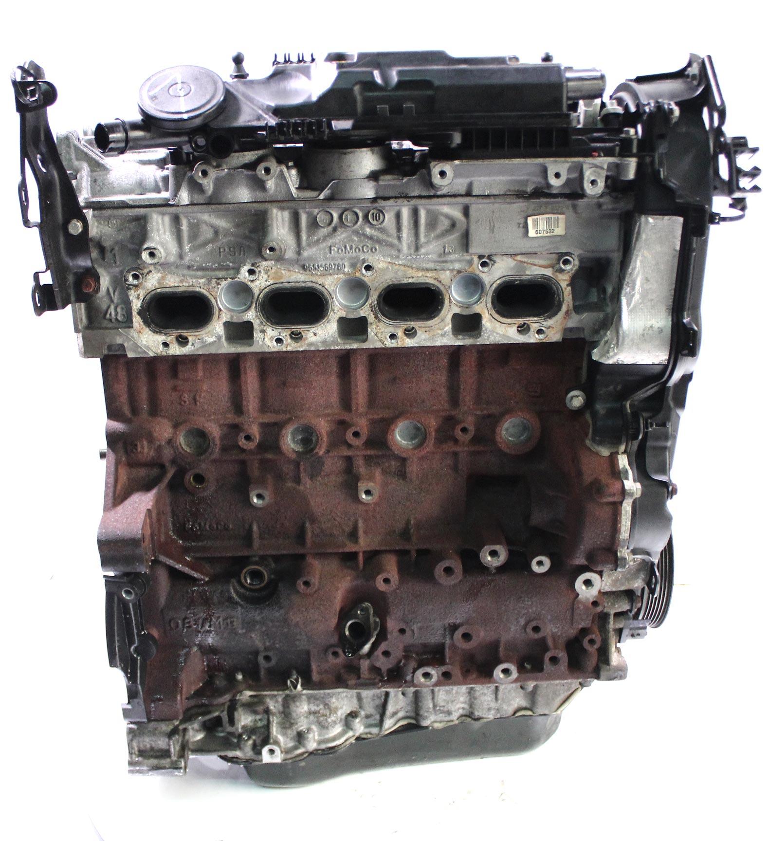 Motor 2014 Ford S-Max Galaxy WA6 2,2 TDCi Diesel KNWA