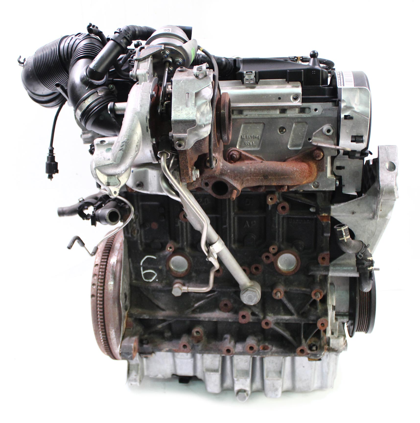 Motor 2013 Seat Skoda VW Leon Altea Yeti Caddy Touran 2,0 TDI Diesel CFJ CFJA
