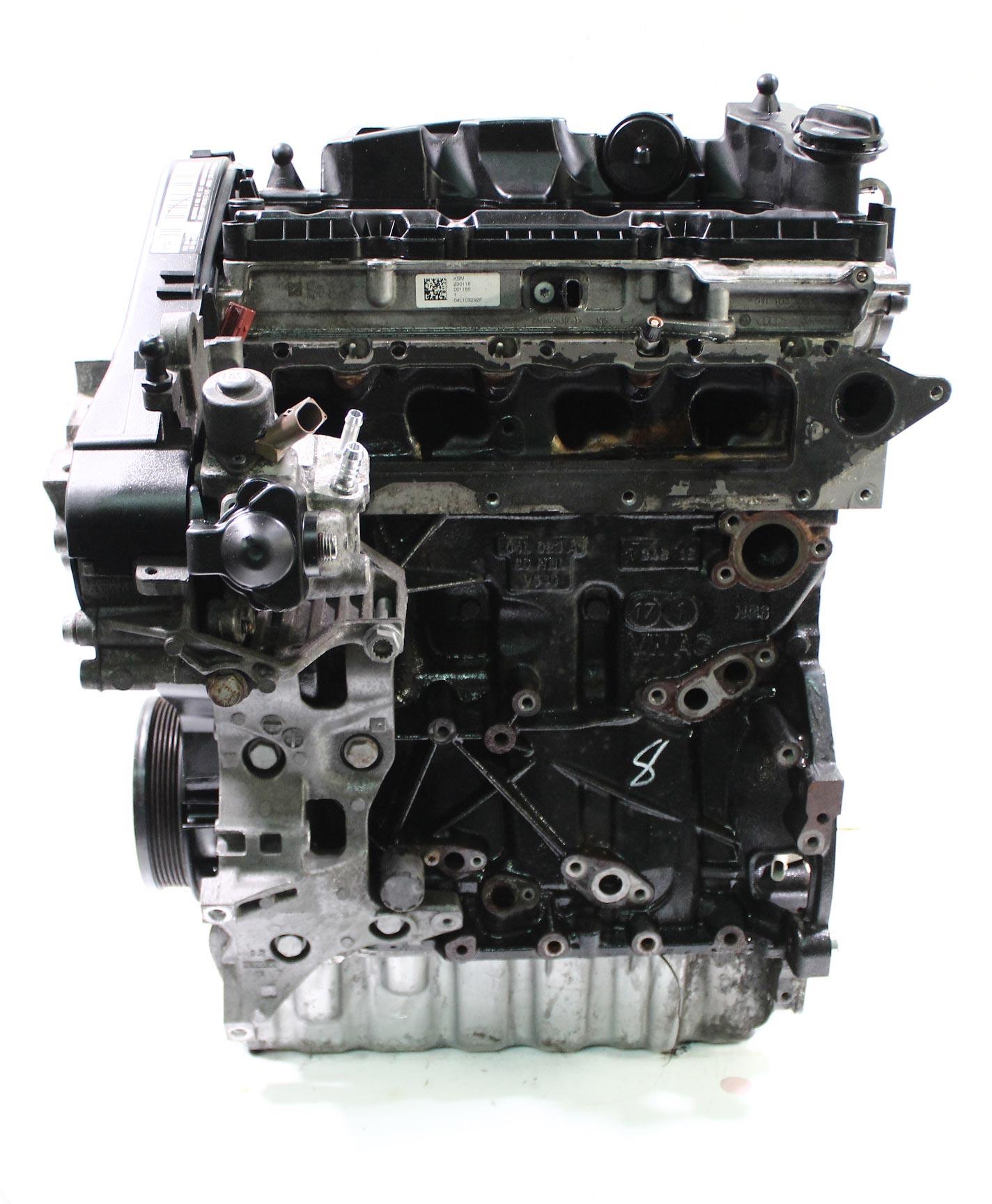 Motor 2016 Audi Seat Skoda VW A3 Leon Octavia Golf 1,6 TDI Diesel CXX CXXA CXXB