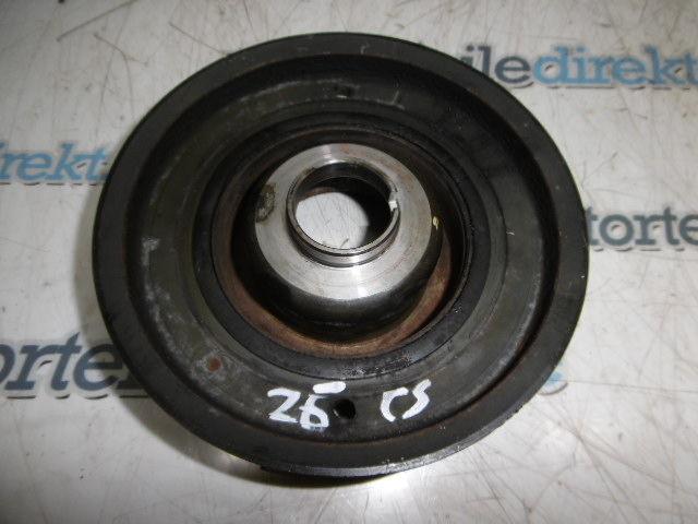 Riemenscheibe für Nissan Opel Renault Interstar Movano Master 2,2 dCi DTI G9T722