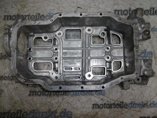 Ölwanne Oberteil Mazda 3 BL 6 GH CX-7 ER 2,2 MZR CD R2AA R2AA10380