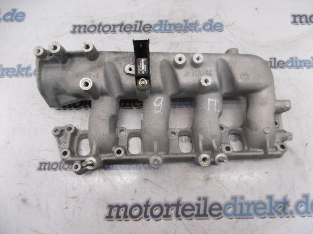 Ansaugbrücke Fiat Bravo 198 Stilo 192 1,9 D 192A1000 55192747