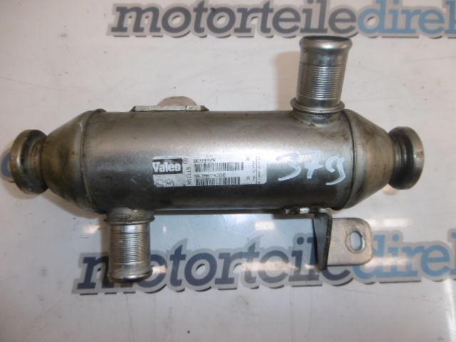 Abgaskühler Citroen Peugeot Xsara 206 306 Partner 2,0 HDi RHY DW10TD 9639874380