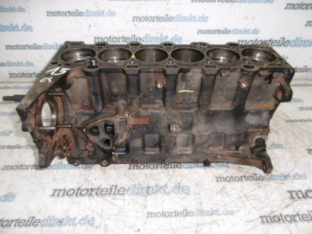Bloc-moteur Vilebrequin Piston Pleuel BMW 530 530d E39 3,0 D Diesel M57D30 306D1