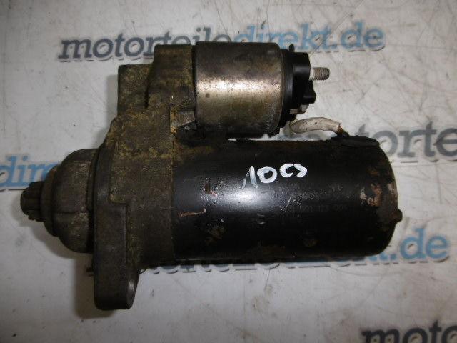 Motor de arranque Porsche S 986 3,2 Benzin M 96.21 99660410300 ES54828