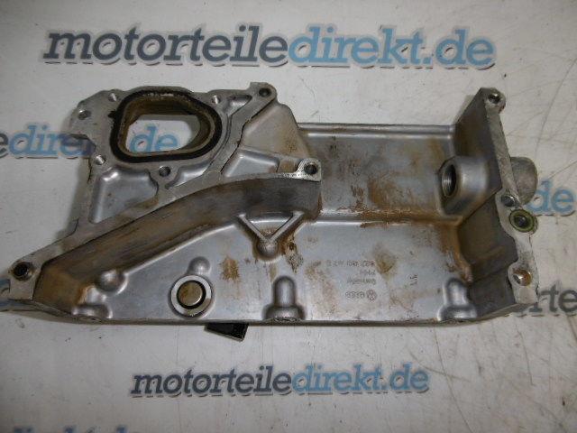 Stirndeckel Seat VW Alhambra Leon 1M Bora Golf IV 1J 2,8 V6 AUE 022109147C