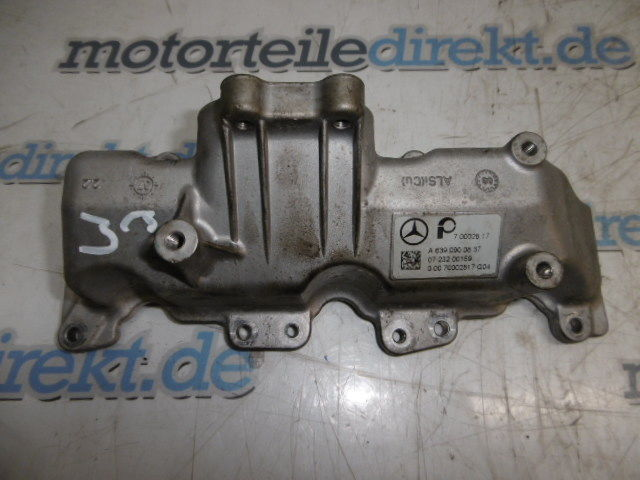 Ansaugbrücke Mitsubishi Smart Colt VI ForFour 454 1,5 CDI 639.939 A6390900837