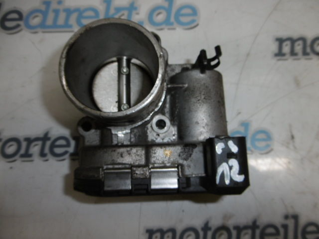 Drosselklappe Klappe Ford Fiesta VI 6 1,4 SPJA 8A6G-9F991-AB