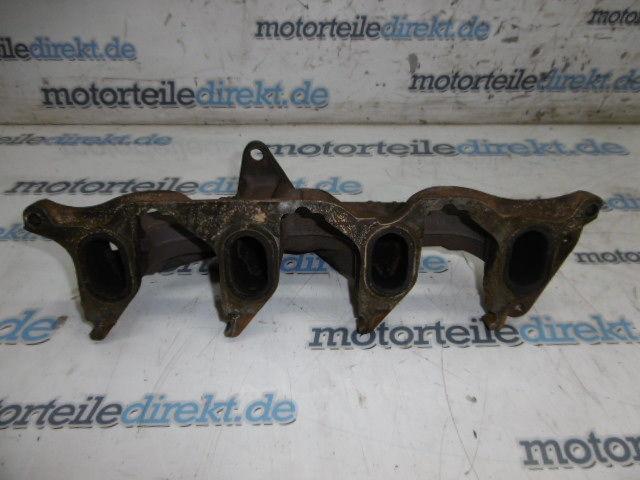 Abgaskrümmer Renault Megane II 1,9 dCi F9Q800 091430