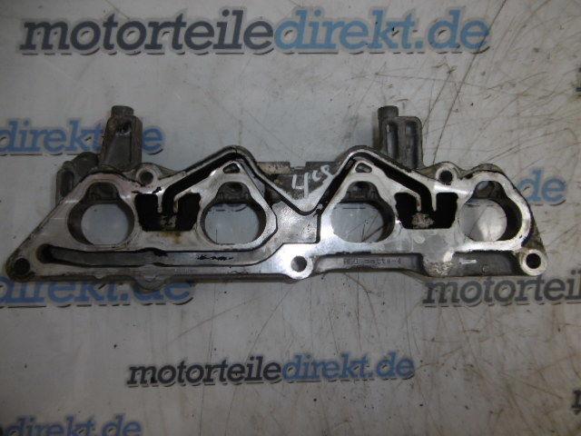 Ansaugbrücke Zwischenplatte Honda Civic 7 VII 1,4 i iS Benzin D14Z6