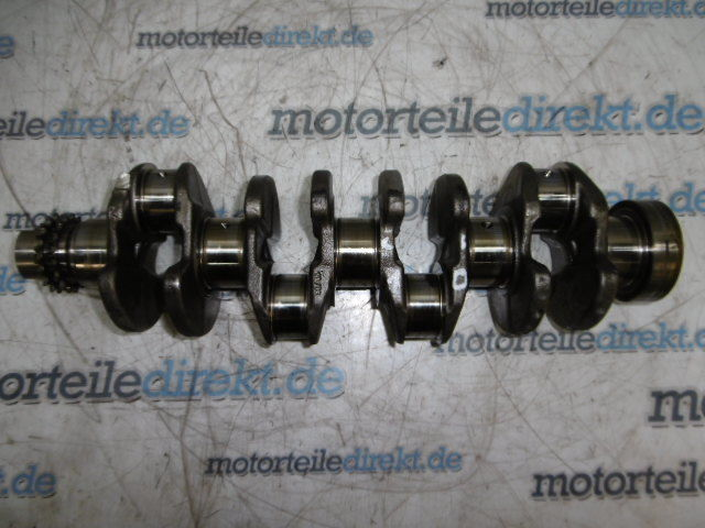 Crankshaft Ford Focus 1,8 DI TTDi C9DA RWPA