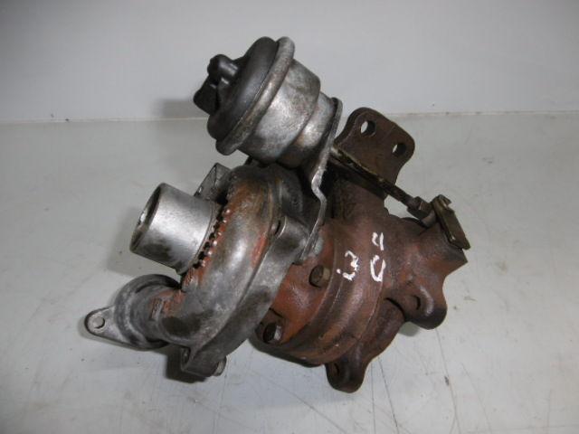 Turbocompressore Ford Mazda Fiesta 2 DY 1,4 TDCI 50 KW F6JA 54350700009 IT71551