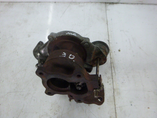 Turbo Ford Mazda Fiesta 5 V Fusion JU 2 DY 1,4 TDCI F6JA 54359710009 FR118079