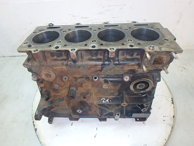 Motorblock Block Chrysler Voyager IV 2,5 Diesel 141 PS R2516C DE147219