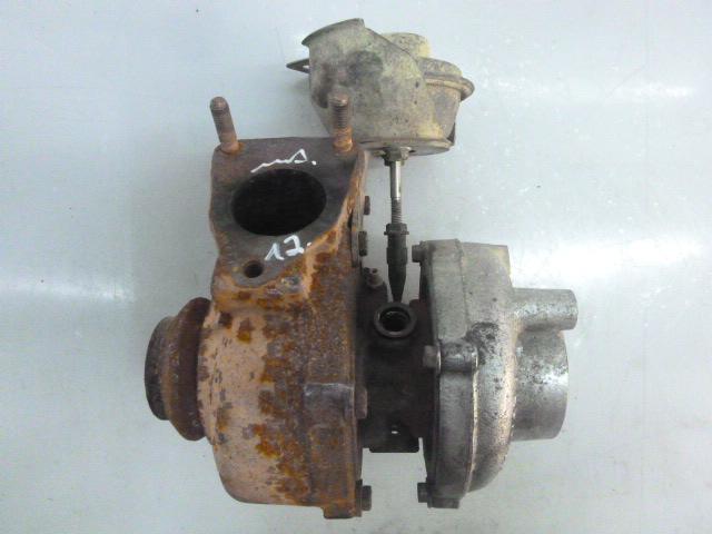 Turbolader Volvo C30 C70 S80 AS V50 MW V70 III 2,0 D D4204T 9661306080 DE279962