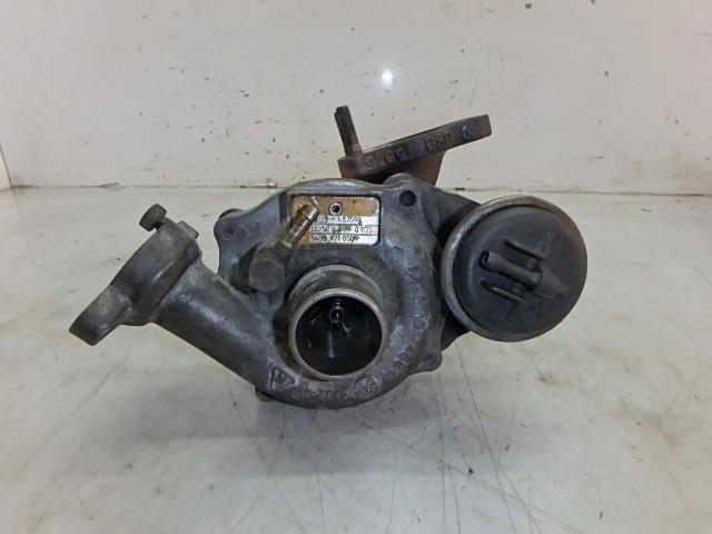 Turbolader Ford Mazda Fiesta Fusion JU 2 II DY 1.4 TDCi 50KW F6JA 54359710009