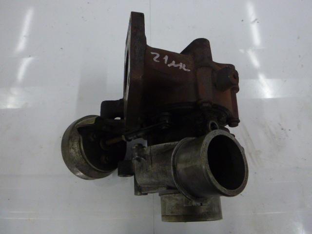 Turbolader Mazda 6 GG MPV II 2 LW 2,0 DI RF5C VJ360612 DE146236