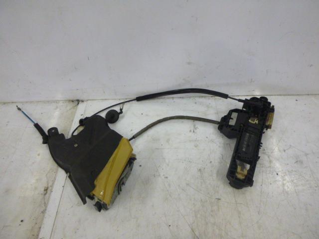 Castello Di Blocco Sblocco 3,0 Diesel 642.836 A2047601634 Brandschaden IT170509