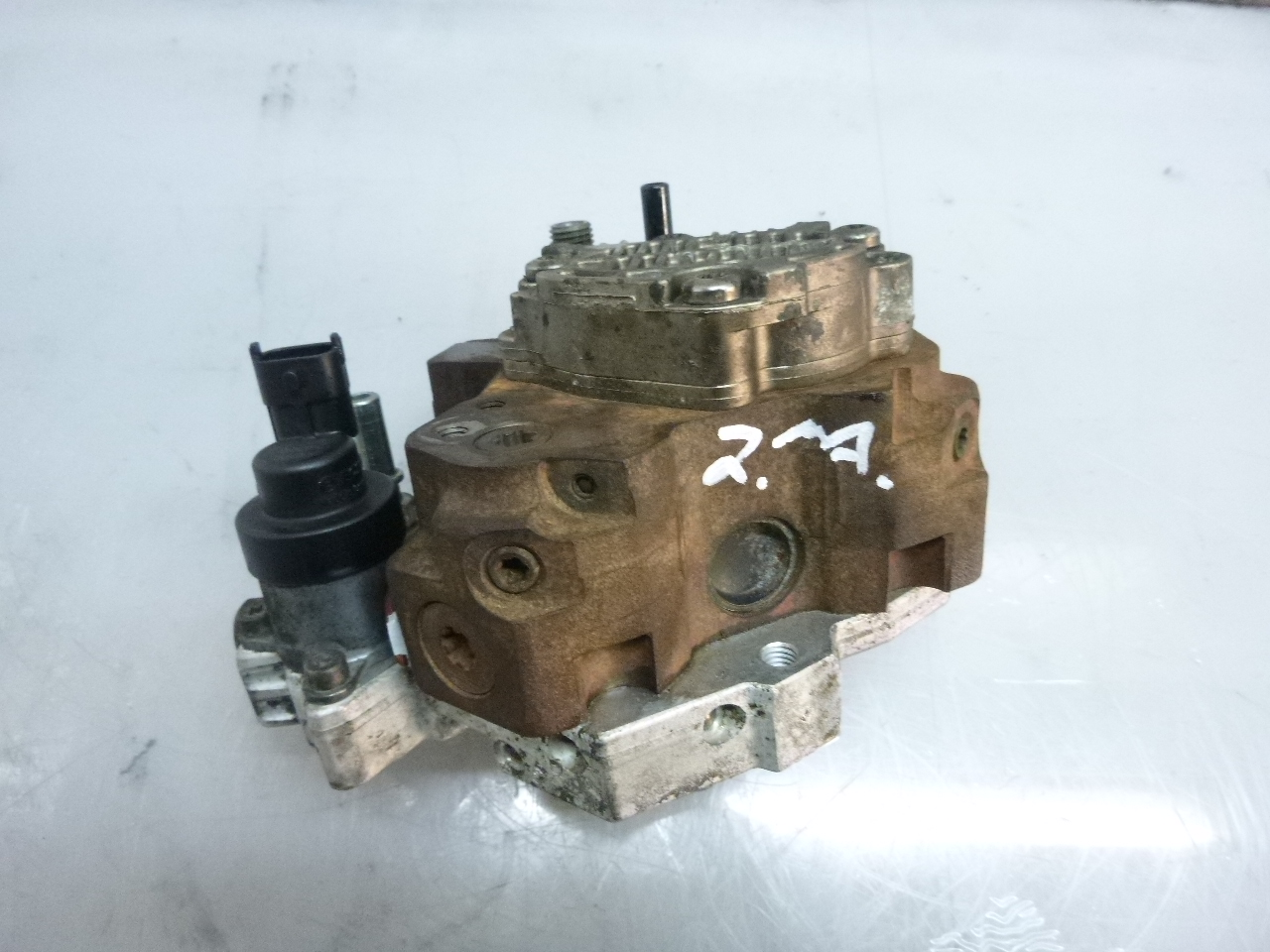 Hochdruckpumpe Ford Focus C-Max II 1,6 D HHDA 9651844380