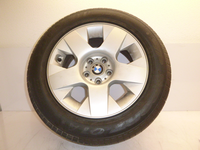 Wheel BMW 7 er Benzin N62B44A 245 55R17 102W 2005 2mm 8Jx17 EN185208