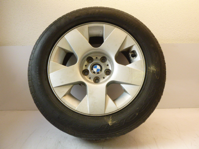 Wheel BMW 7 er Benzin N62B44A 245 55R17 102W 2005 2mm 8Jx17 EN185210