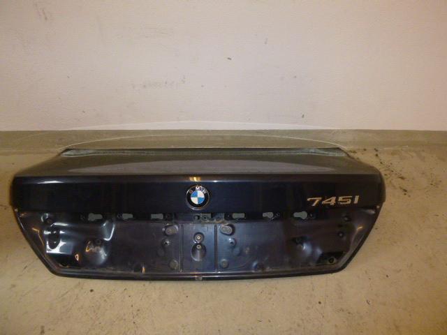 Maletero / Portón Trasero BMW 7 E65 745i 4,5 Gasolina N62B44A DE185104