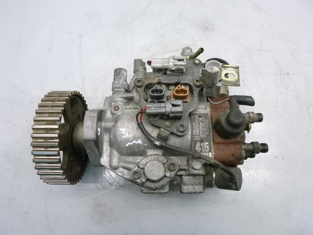 Hochdruckpumpe für Toyota Corolla E11 2,0 D 2C-E 2C 22100-6E150 096500-0200