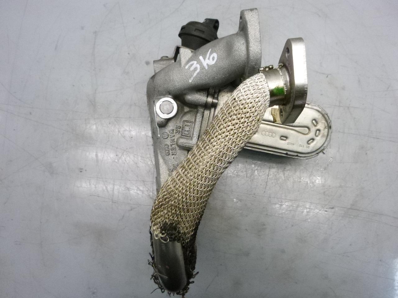 Abgaskühler Audi A8 4E 4,2 TDI quattro BVN 057131512K