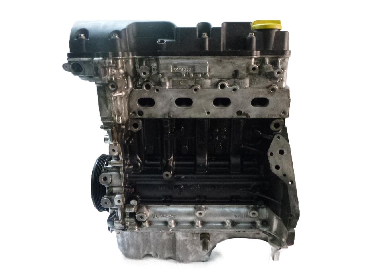 Motor Opel Chevrolet Corsa D Aveo 1,2 Benzin A12XER Kettensatz Dichtungen NEU
