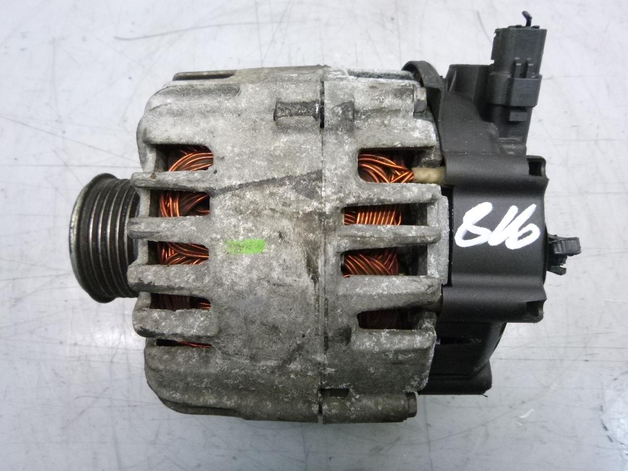 Lichtmaschine Citroen Peugeot 207 208 Partner 1,6 HDi D 9HP DV6DTED 9664779680