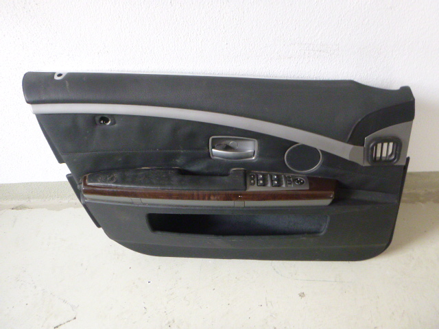 Panneau de porte BMW 760 i li 6,0 Benzin N73B60A 7024307