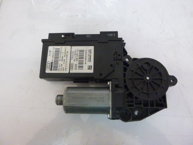 Window regulator motor Audi A8 4E S8 5,2 FSI V10 BSM EN181438