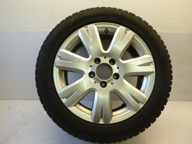 Wheel Mercedes Benz C220 W202 Limousine 2,2 CDI 651.911 205/55 R16 91H 2012 3mm