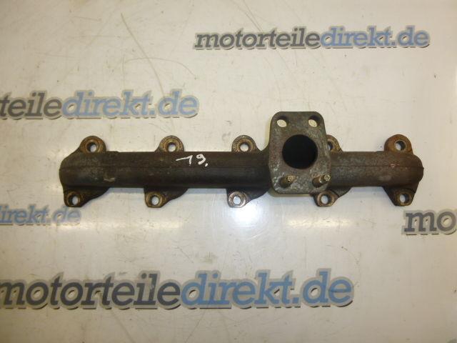 Abgaskrümmer Citroen Peugeot 2008 208 207 C3 DS3 1,4 HDi 8HR DV4C 50 KW