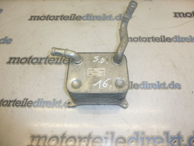 Radiatore olio Audi A4 RS4 4,2 BNS 079117015A